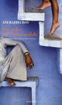 Couverture du livre « Un atlas de l'impossible » de Anuradha Roy aux éditions Actes Sud