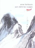 Couverture du livre « Par-dela les nuages » de Anne Herbauts aux éditions Actes Sud