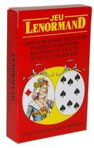 Couverture du livre « Jeu Lenormand » de Collectif aux éditions Dg Jeux