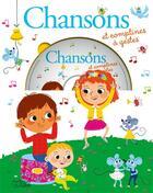 Couverture du livre « Livre Cd Chansons Et Comptines » de  aux éditions Lito
