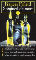 Couverture du livre « Sommeil de mort » de Frances Fyfield aux éditions Pocket