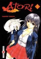 Couverture du livre « Atori t.3 » de Takuya Tashiro aux éditions Bamboo