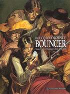 Couverture du livre « Bouncer T.1 ; un diamant pour l'au-delà » de Francois Boucq et Alexandro Jodorowsky aux éditions Humanoides Associes