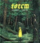 Couverture du livre « Totem » de Nicolas Wouters et Mikael Ross aux éditions Sarbacane