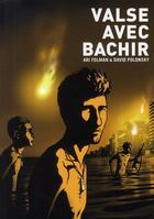 Couverture du livre « Valse avec Bachir » de Ari Folman et David Polonsky aux éditions Casterman