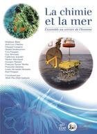 Couverture du livre « La chimie et la mer » de Paul Rigny aux éditions Edp Sciences