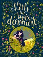 Couverture du livre « La belle au bois dormant » de Gael Aymon aux éditions Nathan
