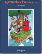 Couverture du livre « Wasterlain ; une monographie » de Marc Wasterlain et Gilles Ratier aux éditions Mosquito