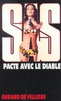Couverture du livre « Sas T.152 ; Pacte Avec Le Diable » de Gerard De Villiers aux éditions Malko