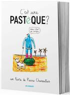 Couverture du livre « C'est une pastèque ? » de Pierre Charentus aux éditions Margot