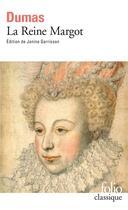 Couverture du livre « La reine Margot » de Alexandre Dumas aux éditions Gallimard