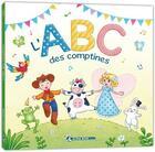 Couverture du livre « L'abc des comptines » de Laetitia Etienne et Pich aux éditions Alpha Book