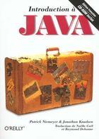 Couverture du livre « Introduction A Java » de Jonathan Knudsen et Pat Niemeyer aux éditions O Reilly France