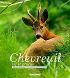 Couverture du livre « Chevreuil » de Laurent Cabanau aux éditions Sud Ouest Editions