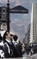 Couverture du livre « Liberty street » de Bertrand Puard aux éditions Nouveau Monde