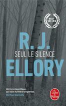 Couverture du livre « Seul le silence » de Roger Jon Ellory aux éditions Lgf