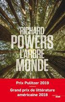 Couverture du livre « L'arbre- monde » de Richard Powers aux éditions Cherche Midi