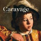 Couverture du livre « Caravaggio » de Ruth Dangelmaier aux éditions Place Des Victoires