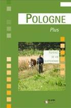 Couverture du livre « Destinations Plus ; Pologne Plus » de Jean-Louis Pages aux éditions Solilang