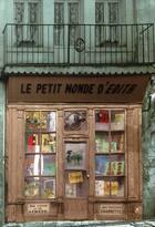 Couverture du livre « Le petit monde d'Edith » de Aymeric Hainaux aux éditions Charrette
