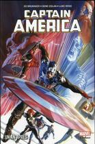 Couverture du livre « Captain America T.6 ; un an après » de Gene Colan et Ed Brubaker et Luke Ross aux éditions Panini