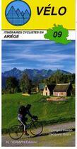 Couverture du livre « Velo 09-itineraires cyclistes » de Georges Veron aux éditions Altigraph