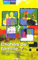 Couverture du livre « La Famille » de Olivia Elkaim aux éditions Mango