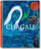 Couverture du livre « Chagall » de Jacob Baal-Teshuva aux éditions Taschen