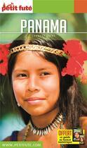 Couverture du livre « GUIDE PETIT FUTE ; COUNTRY GUIDE ; Panama (édition 2019/2020) » de Collectif Petit Fute aux éditions Le Petit Fute