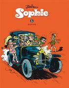 Couverture du livre « Sophie intégrale t.5 » de Jidehem aux éditions Dupuis