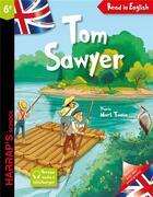 Couverture du livre « Tom Sawyer » de Mark Twain aux éditions Harrap's
