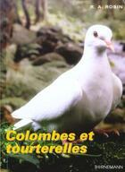 Couverture du livre « Colombes et tourterelles » de Olivier Robin aux éditions Bornemann