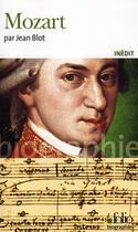 Couverture du livre « Mozart » de Jean Blot aux éditions Gallimard