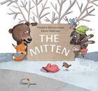Couverture du livre « The mitten ; la moufle » de Florence Desnouveaux et Cecile Hudrisier aux éditions Didier Jeunesse