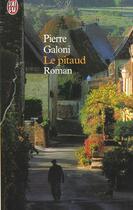 Couverture du livre « Pitaud (le) » de Pierre Galoni aux éditions J'ai Lu