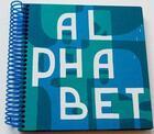 Couverture du livre « Alphabet » de Jeremy Fischer aux éditions Orbis Pictus Club