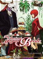 Couverture du livre « The ancient magus bride T.1 » de Kore Yamazaki aux éditions Komikku