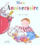 Couverture du livre « Mon Anniversaire » de Pilar Ramos et Maria Rosa Arago aux éditions Les Deux Souris