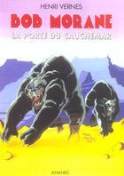Couverture du livre « Bob Morane ; la porte du cauchemar » de Henri Vernes aux éditions Ananke