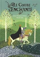 Couverture du livre « Le coffre enchanté » de Jean-Francois Chabas et David Sala aux éditions Casterman