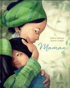 Couverture du livre « Maman » de Quentin Greban et Helene Delforge aux éditions Mijade