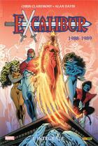 Couverture du livre « Excalibur ; INTEGRALE VOL.1 ; 1988-1989 » de Alan Davis et Ron Lim et Chris Claremont aux éditions Panini