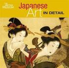 Couverture du livre « Japanese art in detail » de Reeve John aux éditions British Museum