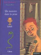 Couverture du livre « Un Monstre Dans La Peau » de Hubert Ben Kemoun et Francois Roca aux éditions Nathan