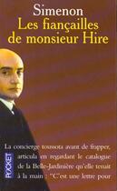 Couverture du livre « Les Fiancailles De Monsieur Hire » de Georges Simenon aux éditions Pocket