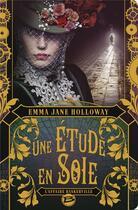Couverture du livre « L'affaire Baskerville ; une étude en soie » de Emma-Jane Holloway aux éditions Bragelonne