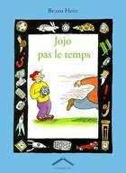 Couverture du livre « Pas le temps » de Bruno Heitz aux éditions Circonflexe