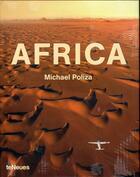 Couverture du livre « Africa » de Michael Poliza aux éditions Teneues