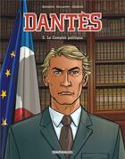 Couverture du livre « Dantès t.5 ; le complot politique » de Pierre Boisserie et Philippe Guillaume et Erik Juszezak aux éditions Dargaud