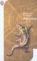 Couverture du livre « Abyme » de Mathieu Gaborit aux éditions J'ai Lu